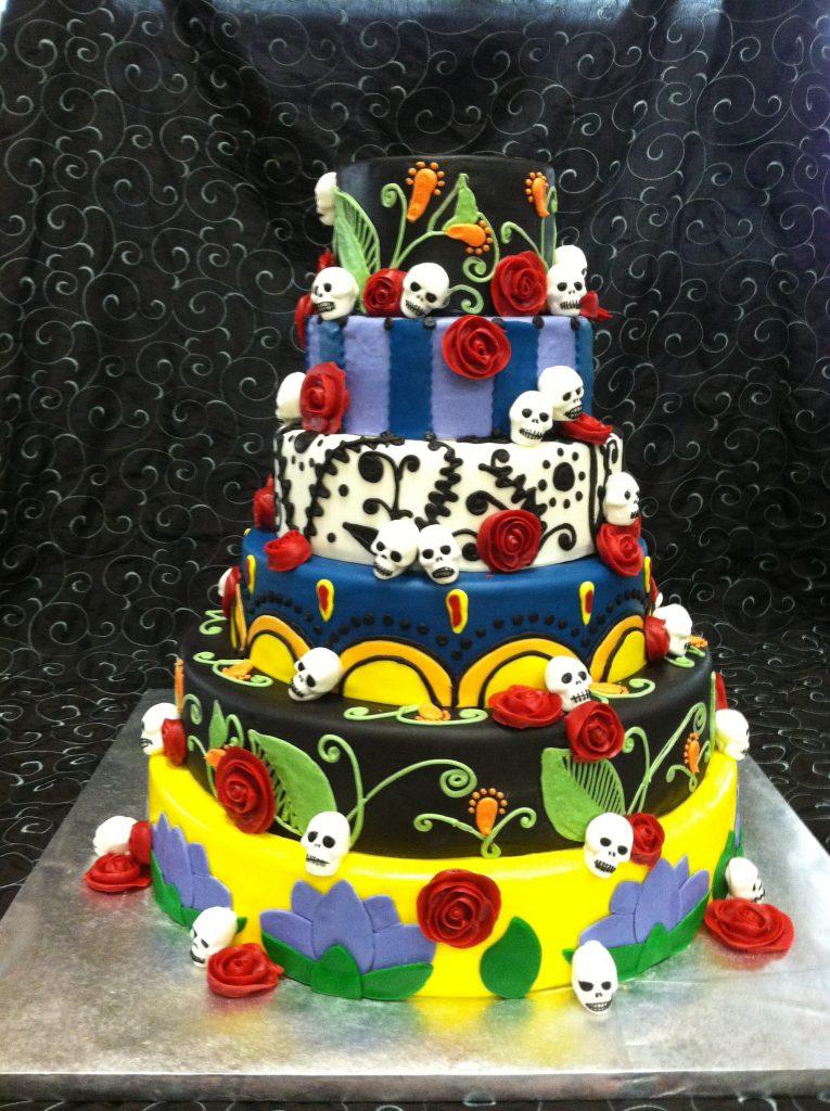 Wedding Cakes Fionas Delicatessen Catering