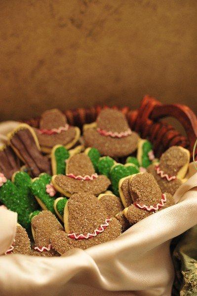 Hat Sugar Cookies