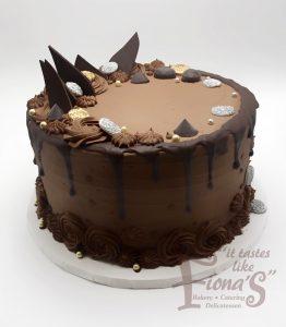 Chocolate Treasure Cake
