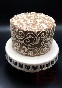 Chocolate Filigree