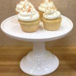 Tahiti Coconut Cupcakes