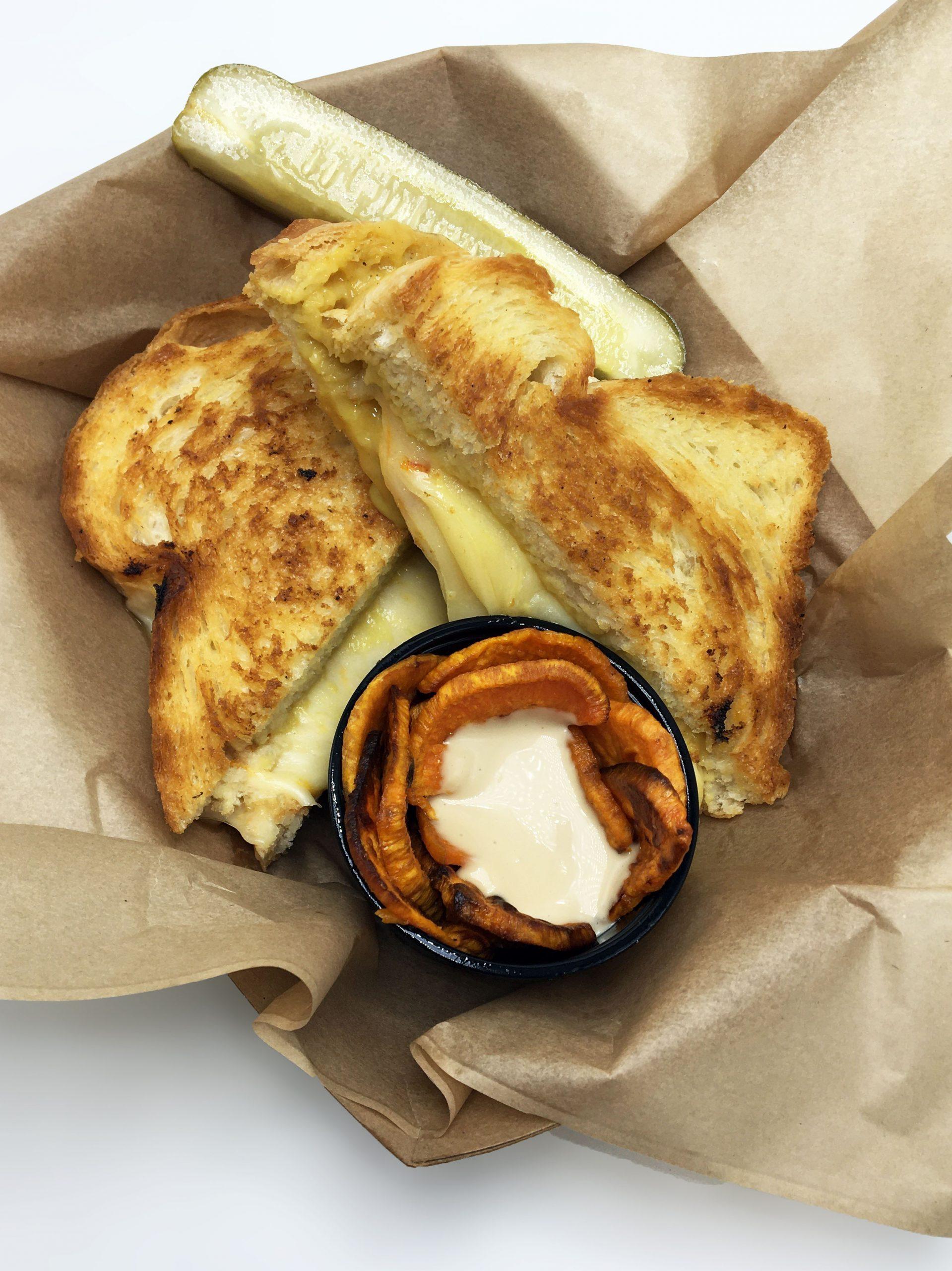 #31 - Heather's Fancy Schmancy Grilled Cheese