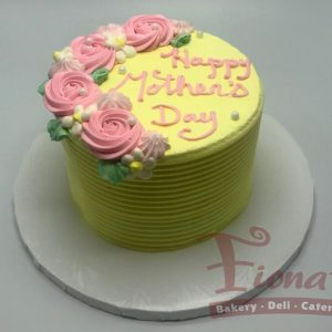 Citrus-Raspberry Cake