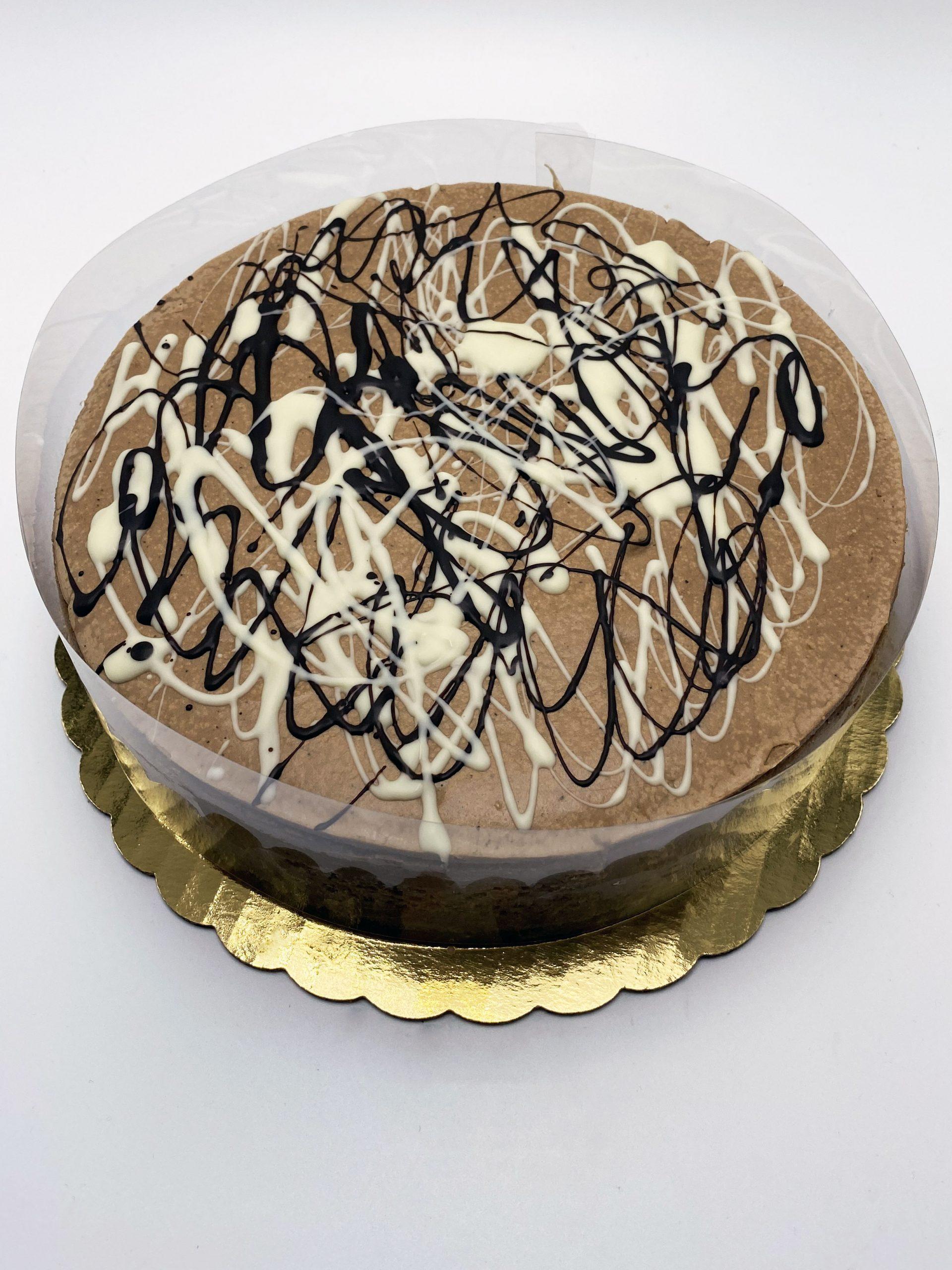 Chocolate Latte Cheesecake
