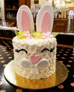 Party Bunny Cake